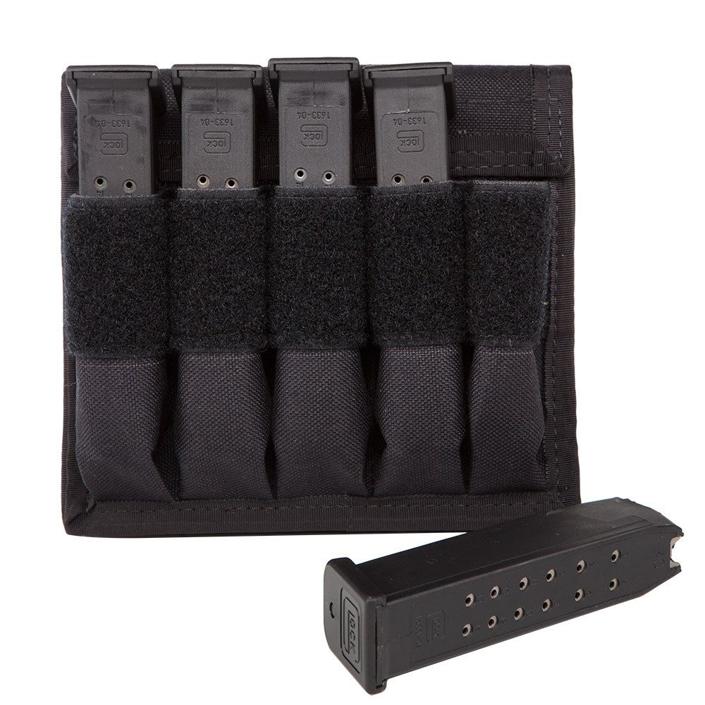 The '5 In Line Magazines Carrier' Mag Pouch by Magills