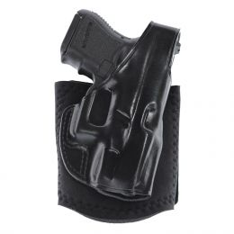 Ankle Glove Leather Ankle Holster for Glock 42 by Galco -- IS