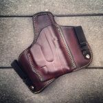 Alexandros IWB Leather Custom Holster by Soteria Leather