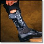 Ankle Glove Concealed Carry Leather Ankle Holster by Galco