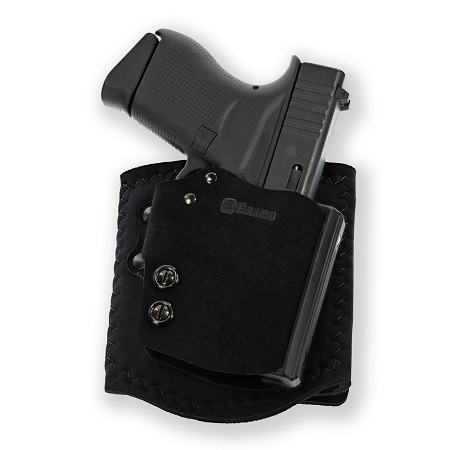 Ankle Guard Hybrid Ankle Holster by Galco Gunleather