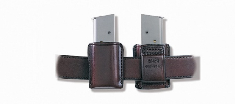 CONMC 'Concealable Mag Case' Leather Mag Pouch by Galco
