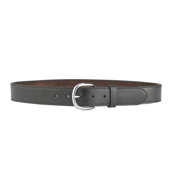 CSB7 'Cop Belt' Black Leather Holster Belt by Galco