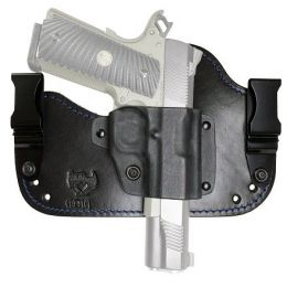 'Capone' Leather/Thermoplastic IWB Holster -- RIGHT HAND -- Inventory Sale