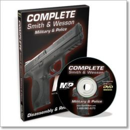 Complete Smith & Wesson M&P Training DVD by Magills