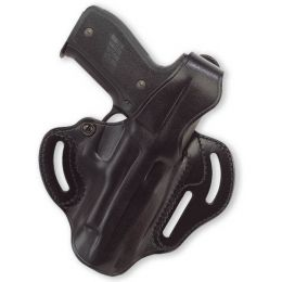 Cop 3 Slot OWB/Cross Draw Holster with Thumb Break - Galco