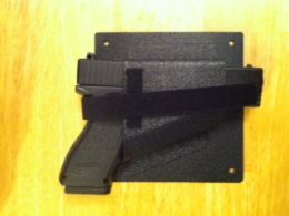 Hide-A-Way Desk / Wall / Car Holster by Nighthawk Protects