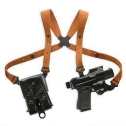Jackass Rig Shoulder Holster System by Galco