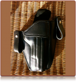 Kratos w/Chicago Screws Custom Holster by Soteria Leather