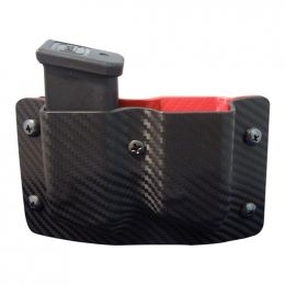 Low Profile Kydex Dual Mag Carrier by Ultimate Holsters