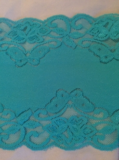 Universal Teal Lace Holster for Women by Lethal Lace