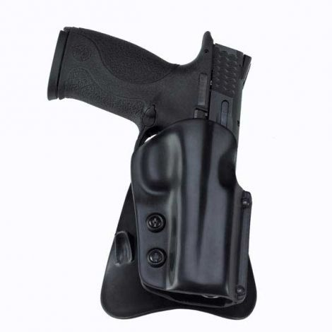 The 'M5X Matrix' Thermoplastic Paddle Holster by Galco