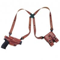 Miami Classic Shoulder Holster System by Galco