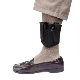 Magazine and Knife Concealed Carry Ankle Holster - DeSantis