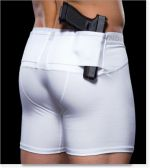 Men's Handgun Concealment Holster Shorts by UnderTech