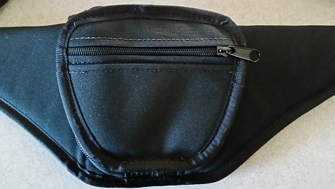 Merlin Pack 'Small' Nylon Fanny Pack Holster by Soft Armor