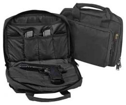 Mini Range Bag with 8 Mag Holders - Black -- US Peacekeeper