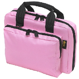 Mini Range Bag with 8 Mag Holders - Pink -- US Peacekeeper