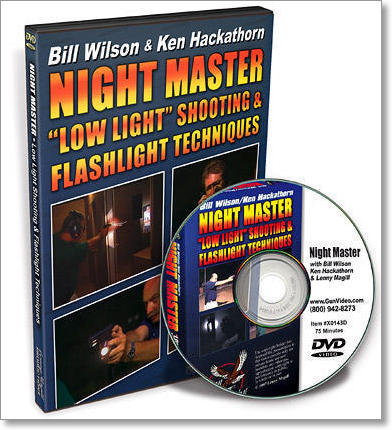 Low Light Shooting & Flashlight Techniques DVD by Magills