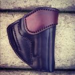Orion Custom Leather OWB Holster by Soteria Leather