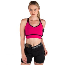 Concealed Carry Convertible Sports Bra by Undertech Undercover