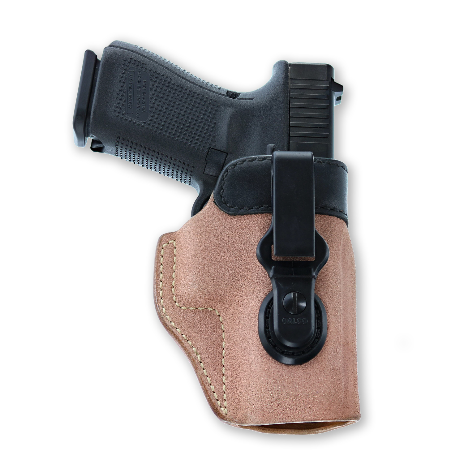 Scout 3.0 Inside the Waistband Leather Holster by Galco