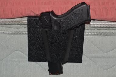 SAF-Sleeper Bedside Gun Holster by Nighthawk Protects