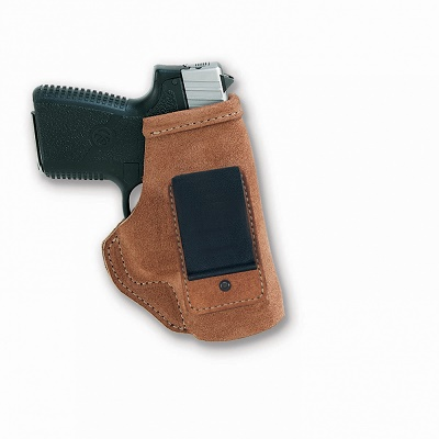 Stow-N-Go 'Natural (Tan)' Leather IWB Holster by Galco - Inventory Sale