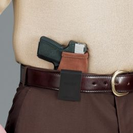 Stow-N-Go Leather IWB Concealed Gun Holster by Galco