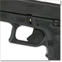"The ""Saf-T-Blok for Pre '98 Glock"" Trigger Lock by Glock"