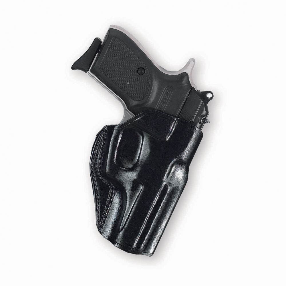 The 'Stinger' Leather OWB 'SG158B' Holster by Galco -- Inventory Sale