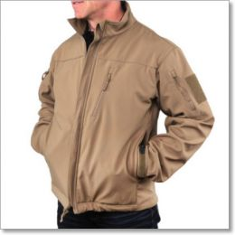 Tactical Concealment Polyester Jacket by UnderTech