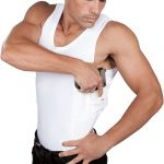 Men's Concealment Tank Top COOLUX Shirt by UnderTech