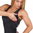 Women's Concealment Tank Top T-Shirt by UnderTech