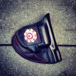 Techne with Conchos Pocket Holster by Soteria Leather
