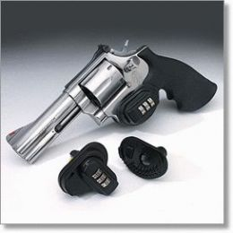 Firearm Trigger Combination Lock - Franzen Security Products