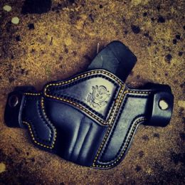 US Army Military Tribute OWB Holster by Soteria Leather