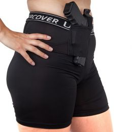 Women's Front Carry Concealment Shorts by UnderTech Undercover