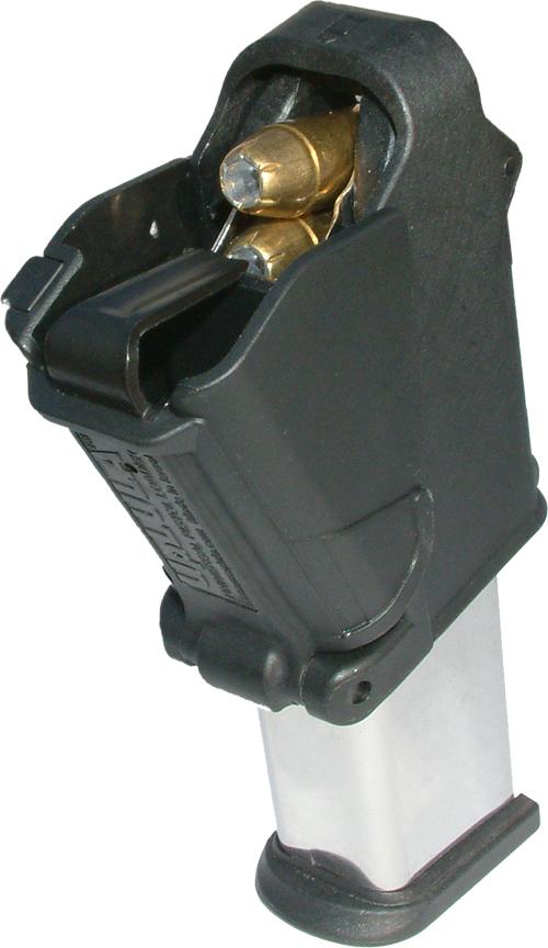 Track Loader For Sale >> UpLULA Pistol Universal Mag Loader - Black - by Maglula, Ltd