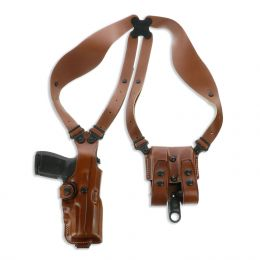 Vertical Shoulder Holster System 4.0 by Galco Gunleather