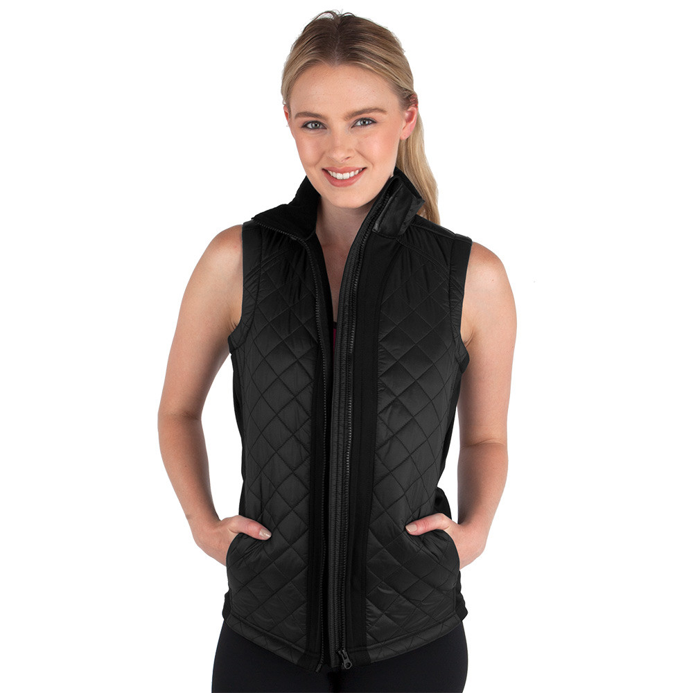 Concealed Carry Crossroads Fitted Vest for Women by Undertech