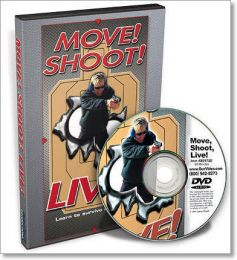 Move! Shoot! Live! Handgun Defense Training DVD - Magills