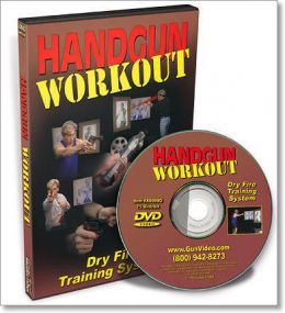 Handgun Workout 'Dry Fire Training' DVD - Magill Productions