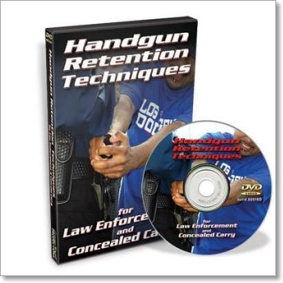 Handgun Retention Techniques for LE & Concealed Carry DVD
