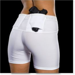 Women's 'Original-Style' Handgun Holster Shorts - UnderTech