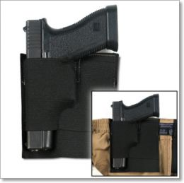 Stitch-In Concealment Handgun Holster Pocket by Undertech Undercover