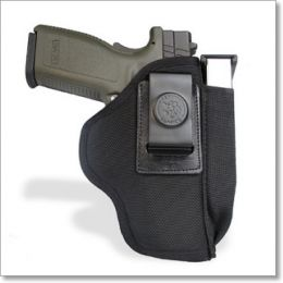 Pro Stealth IWB Holster with Mag Pouch by DeSantis